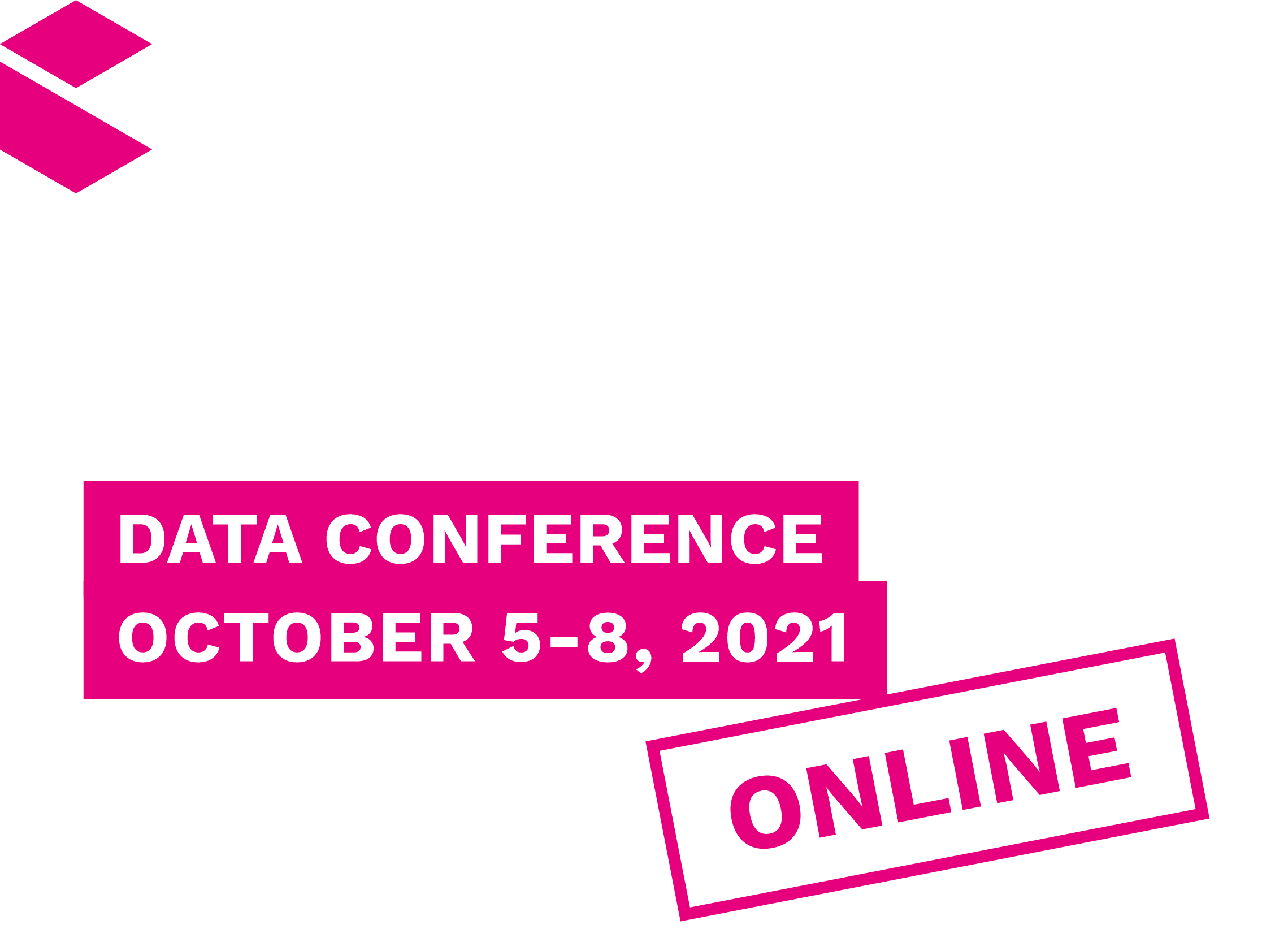 Crunch, Data Conference, October 6-8, 2021 Budapest